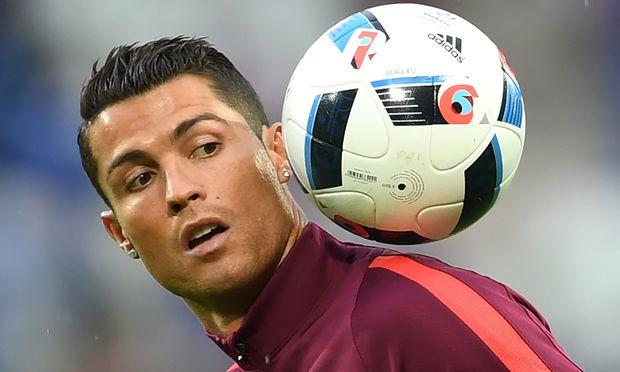 Tricks, Bälle, Ungemach: Ronaldo.