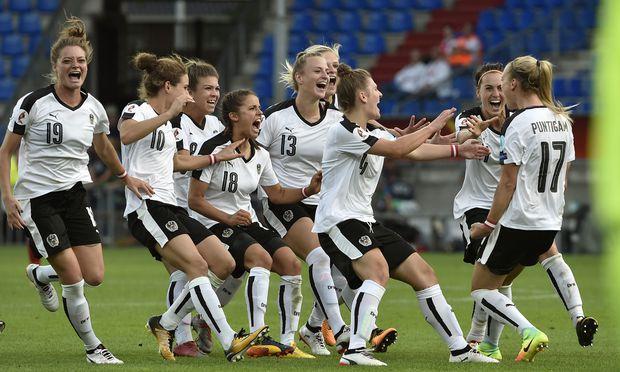 Niederlande und Dänemark im Finale