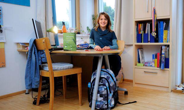 Larissa Kopeczky hat viele Geschichten im Kopf. Eine davon hat sie aufgeschrieben – und über eine Self-Publishing-Plattform veröffentlicht.