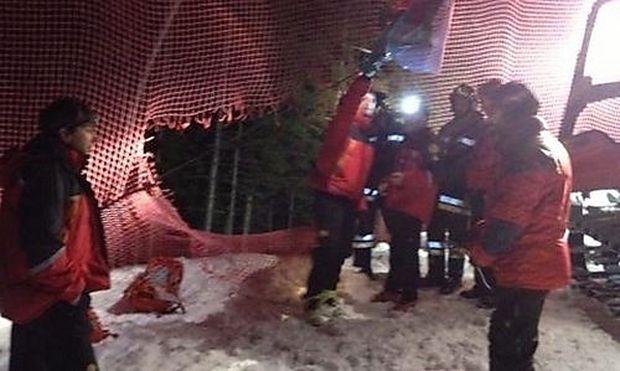 Italien: Schneemobil-Unfall fordert sechs Todesopfer
