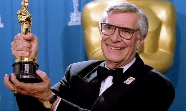 1995 bekam er den Oscar.