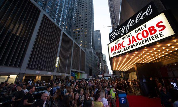 Marc Jacobs Show, September 2015