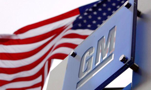 General Motors verkaufen Millionen