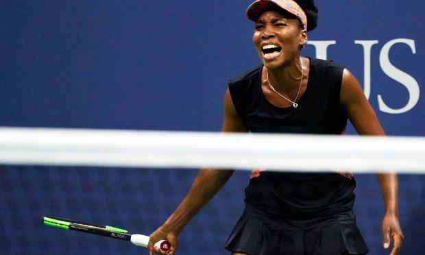 Niederlage für Venus Williams