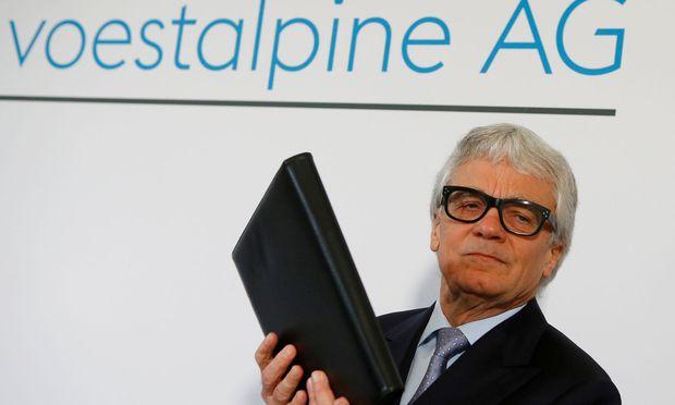Voestalpine-Wolfgang Eder will mehr Umsatz im Bahngeschäft