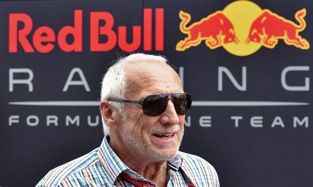Im Ranking der Milliardäre auf Rang 87: Red Bull-Chef Dietrich Mateschitz