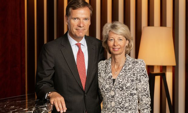 "Vision. Peter C. Stas und Aletta Stas-Bax gründeten Frédérique Constant mit der Mission: ""Let more people enjoy luxury""."