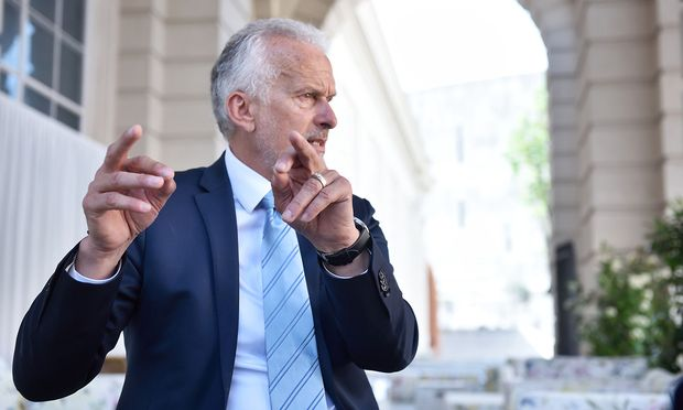 Josef Moser ist mit der Arbeitsweise des Innenministeriums nicht glücklich. (Archivbild)