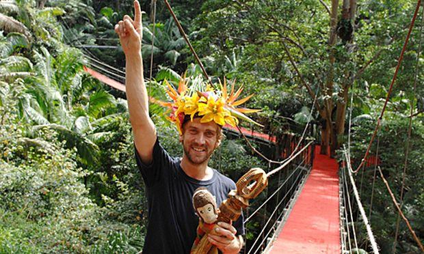 Was wurde aus ... dem Dschungelcamp-Gewinner 2011?