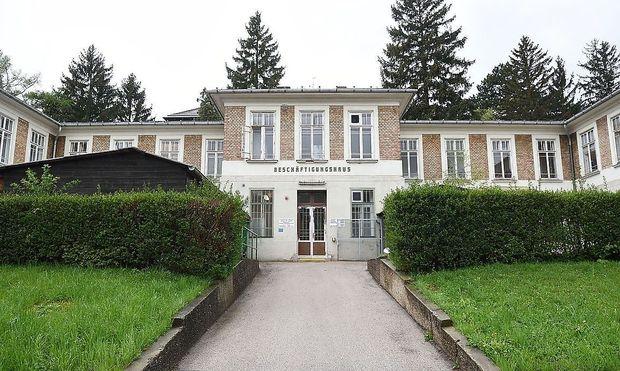 Archivbild vom Areal des Otto-Wagner-Spitals