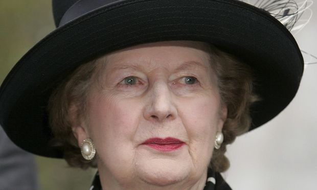 FILE BRITAIN MARGARET THATCHER