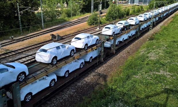 Schon seit dem Jahr 2010 sind Autos Deutschlands wichtigstes Exportgut.