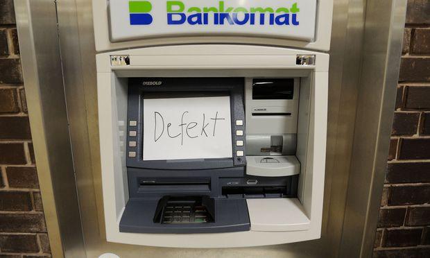 Wenn eine Bank pleite geht, sollen zuerst die Sparguthaben gerettet werden.