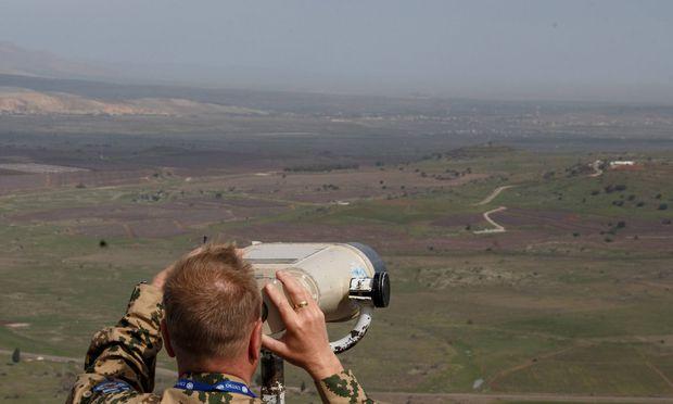 Iran meldet Angriff auf Stützpunkt in Syrien