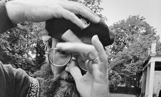 Vertrauenssache. Doug Stewart überließ dem Fotohof-Archiv einen Großteil seines Œuvres.