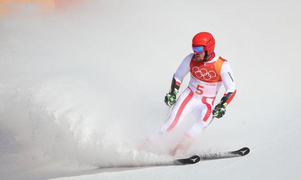 Slalom-Schock: Hirscher raus, Myhrer gewinnt