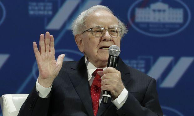 Warren Buffett setzt weiter auf Apple