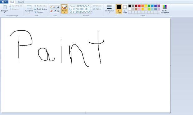 Ende einer Ära: Microsoft wird Paint nicht mehr weiterentwickeln