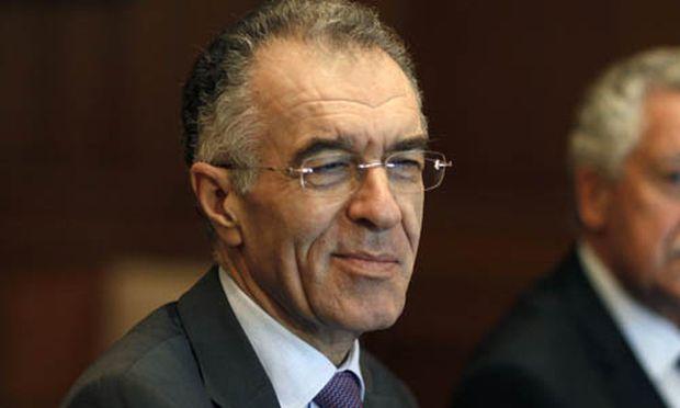 Griechischer Finanzminister Rapanos zurueckgetreten