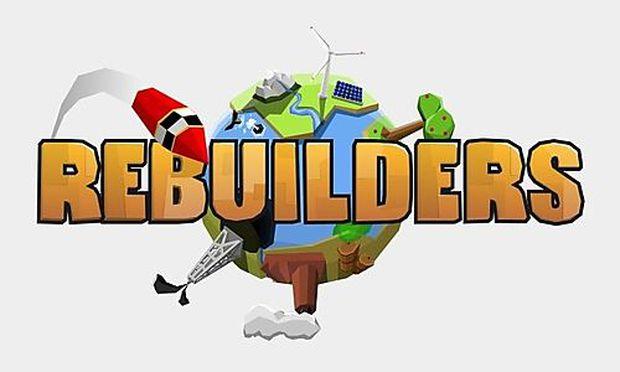 """Bei """"Rebuilders"""" wird online gegen den Klimawandel gekämpft."""