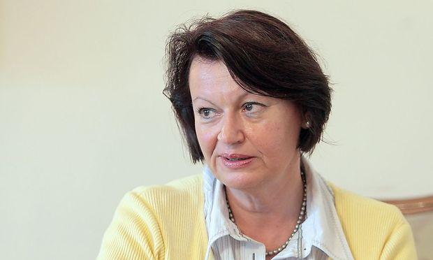 Maria-Luise Nittel will Chefin der Oberstaatsanwaltschaft werden. Doch das wollen zwei andere auch.