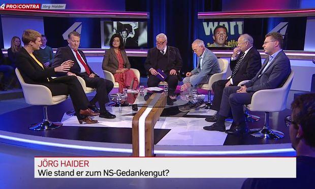 """Elmar Oberhauser (Mitte) wurde auch """"Elmo"""" oder """"Bär"""" genannt, war unter anderem ORF-Informationschef."""