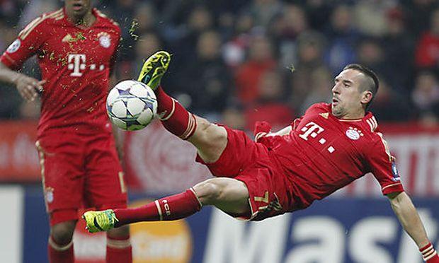 Champions League: Bayern, Inter, Benfica im Achtelfinale