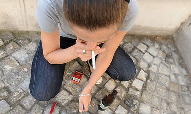 Jugend Rauchen Entwoehnen