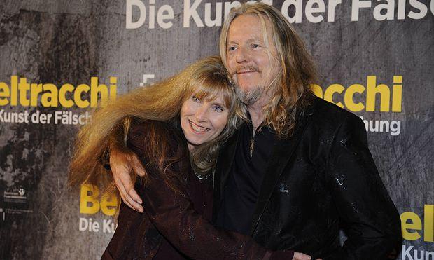 Kunstfälscher Wolfgang Beltracchi und seine Frau Helene kommen am 25 02 2014 in K�ln Nordrhein West