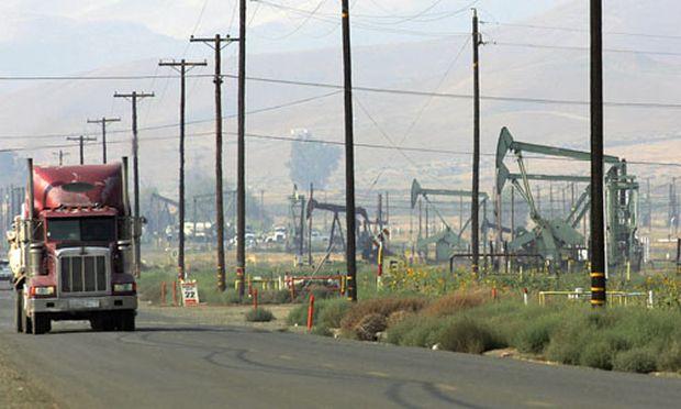 Öl Ölpreis WTI Brent
