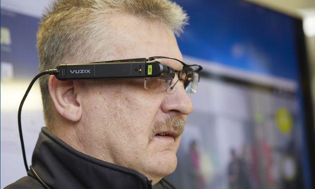 Nagarro realisiert neues Connected Worker Projekt:Smart Glasses f�r �BB-Postbus