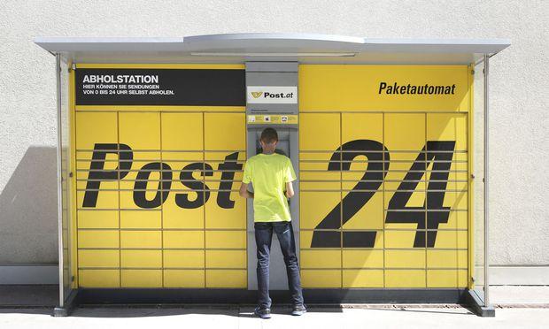 Alles gelb: Neutrale Abholstationen und Empfangsboxen sind für den Platzhirsch derzeit kein Thema.