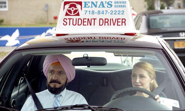 Würdevoll: Ben Kingsley als Sikh – neben Patricia Clarkson als Stadtneurotikerin.