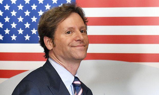 Trevor D. Traina, US-Botschafter in Wien