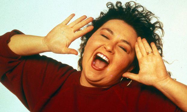 Laut und lustig: so sah Roseanne in den Neunzigern aus