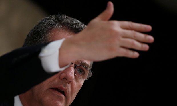 WTO-Chef Roberto Azevedo fordert die führenden Wirtschaftsnationen dringend auf, im Gespräch zu bleiben