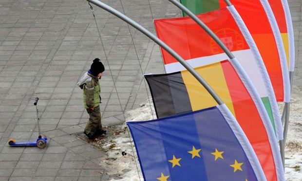 bdquoWir sind Europa Solidaritaet