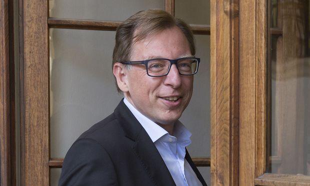 Ex-Landesrat Christian Buchmann