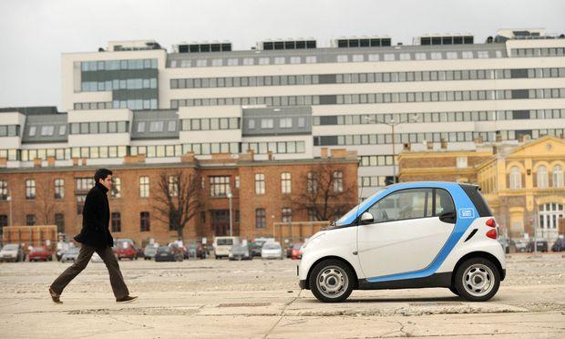 Daimler übernimmt Car2Go komplett - Vor Fusion mit DriveNow?