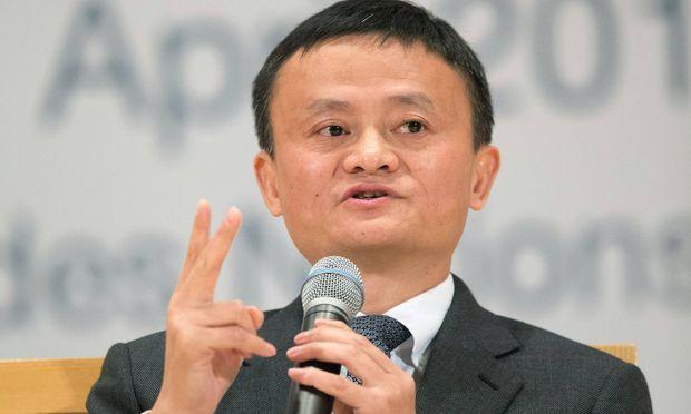 Alibaba hat seinen Gründer und Chef Jack Ma zum reichsten Mann Asiens gemacht. Auch Kleinaktionäre können ein wenig mitnaschen.