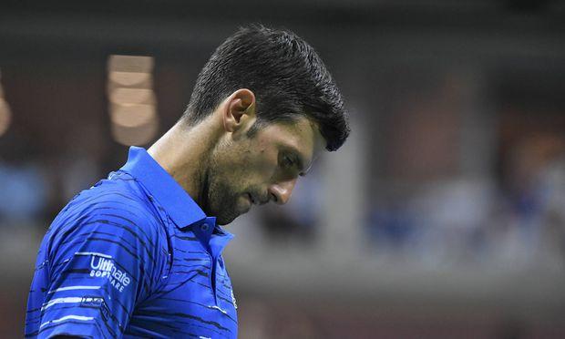 Tennis US Open 2019 Novak Djokovic Serbie TENNIS US Open 2019 USA 28 08 2019 ChrysleneC