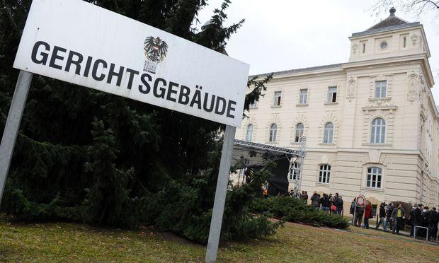 Landesgericht St. Pölten.