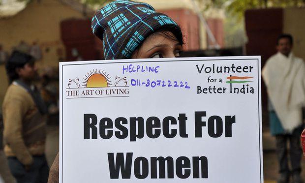 Kultur Vergewaltigungen Indien beenden