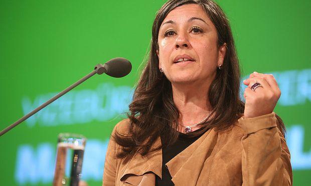 Archivbild: Wiens Vizebürgermeisterin Maria Vassilakou (Grüne)