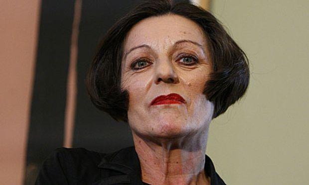 Literatur-Nobelpreisträgerin Herta Müller