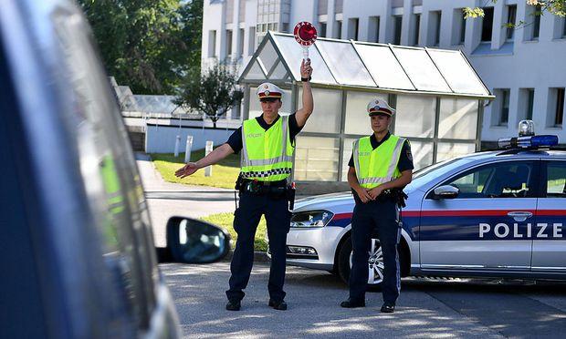 Polizei Wien twittert 24 Stunden lang alle Einsätze