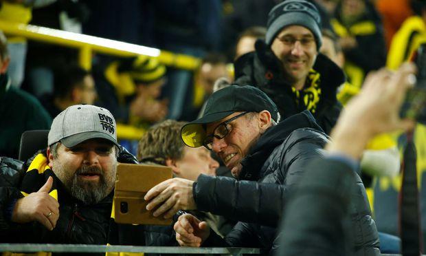Borussia Dortmund: Kein gemeinsamer Fan-Schal zum Europa-League-Duell mit Salzburg