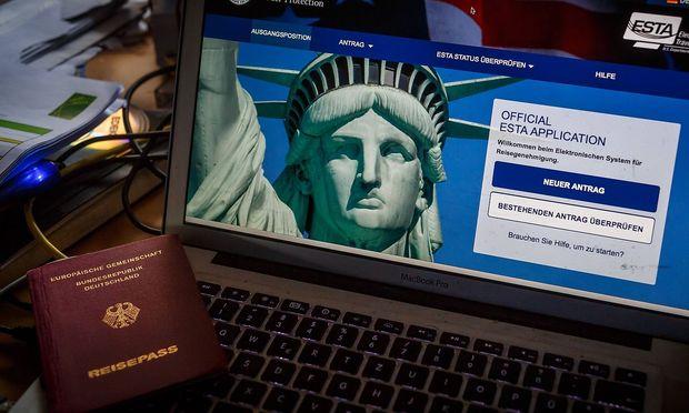 Die Einreiseerlaubnis Esta ist von der Änderung nicht betroffen.