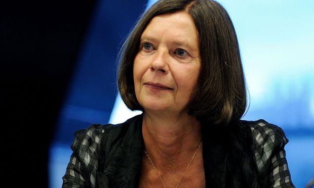 Elisabeth Lovrek, derzeit Vizepräsidentin des Obersten Gerichtshofs