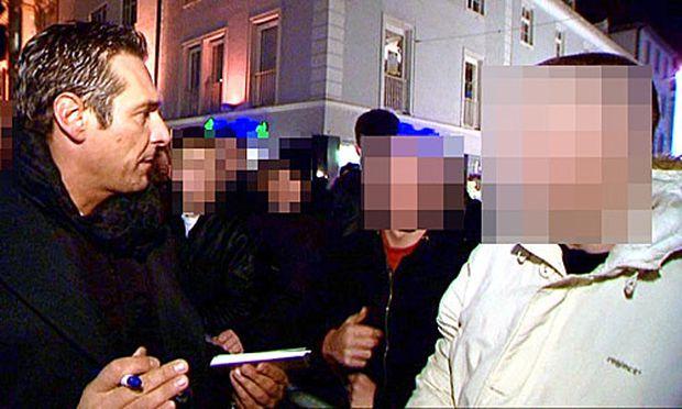 SkinheadReportage Deutsches untersucht Baender